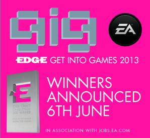 Get Into Games Challenge 2013