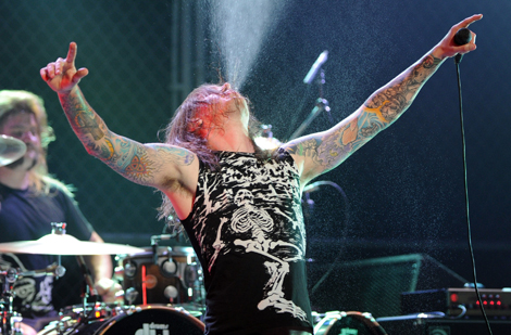 As I Lay Dying Singer Tim Lambesis Relased From Jail