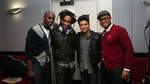 Trevor Nelson - Bruno Mars in the 1Xtra Live Lounge