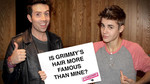 Grimmy chats to Justin Bieber