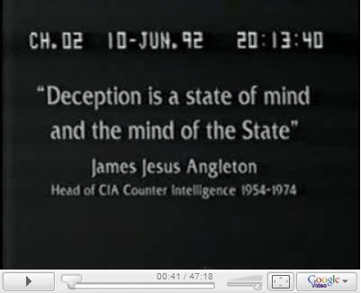 Click to watch: Operation Gladio - BBC Time Watch 3 Part Series June 1992