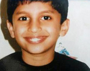 Assassinated for being a Shia Muslim, Murtaza Ali Haider, 11 year old, Feb182013 Lahore