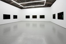 *1 installation view from [ Asterism ] at Tomio Koyama Gallery, 2010