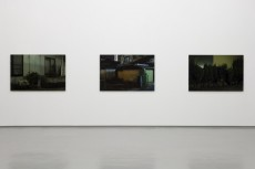 *1 -2 installation view from [ Asterism ] at Tomio Koyama Gallery, 2010