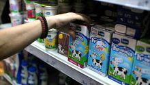 Milch Serbien