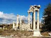 トルコオプショナルツアー アクロポリス