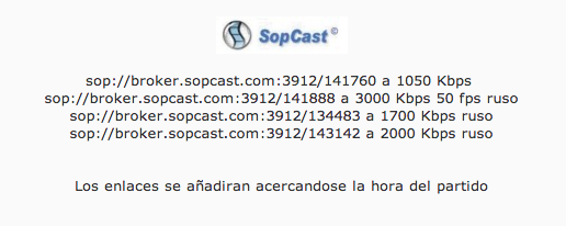 Captura de pantalla 2013 04 11 a las 19.04.59 pop culture destacado  Tutorial para ver fútbol gratis con los canales rusos de sopcast