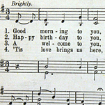 Copyright of Birthday Song Leads to a Lawsuit