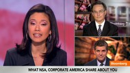 What the NSA, Corporate America Share About You