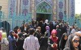 伊朗选民热切选总统
