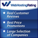 Reviews of the best cheap web hosting providers at WebHostingRating.com.
