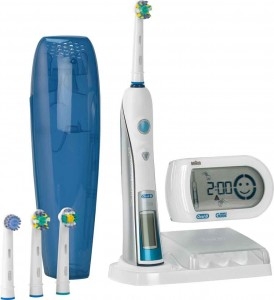 Braun_OralB_Triumph electric toothbrush