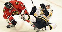Bruins-Blackhawks (USATSI)