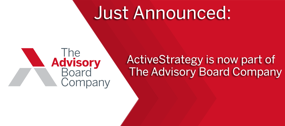 ActiveStrategy is Advisory Inner Page Banner