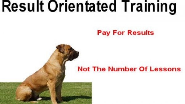 results orientated training