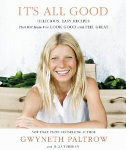 El libro de cocina It's All Good de Gwyneth Paltrow es criticado por nutricionistas