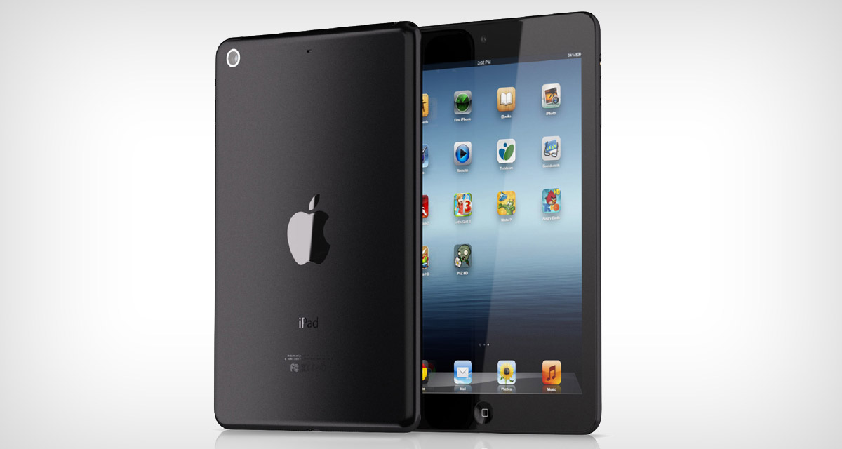 ipad mini black3 iPad mini review