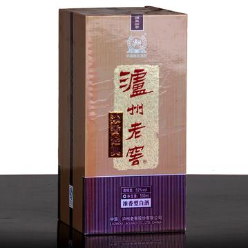 52°泸州老窖浓香经典(500ml)(一箱6瓶)