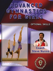 Buy the best gymnastics DVDs