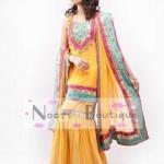 Mehndi Dresses 2012 by Noorz Boutique_003