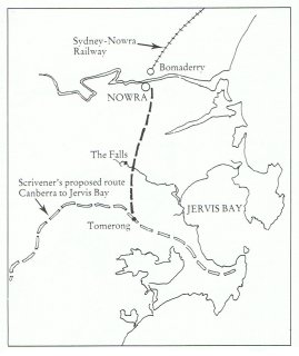 The proposed Nowra