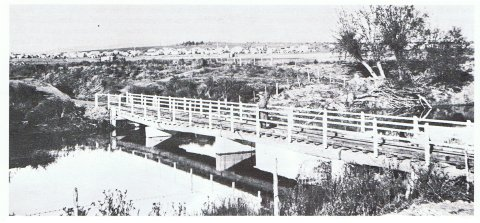 the Molonglo River