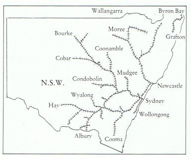 The NSW Rail System