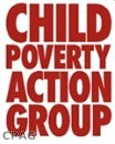 Child Poverty Action Group (CPAG) Logo