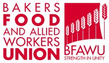 Bakers Food and Allied Workers Union Logo