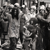 In 1985, Philadelphia authorities engaged in a dramatic standoff with the extremist African-American MOVE organization.