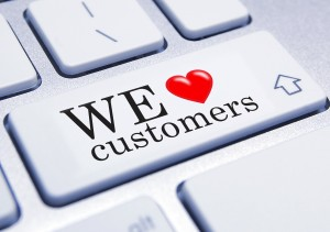 we love customers and CRM