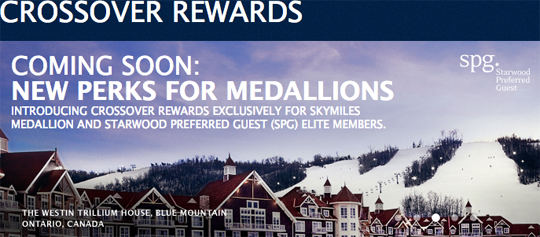Delta Starwood crossover rewards Delta and Starwood Hotels launch industry first with Crossover Rewards programme