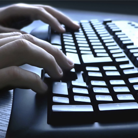Call-Center-Services_Man-Typing-Keyboard