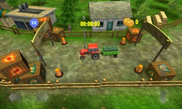 Farm Driver: Skills competition