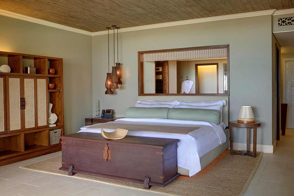 The St. Regis Mauritius Resort - Deluxe Room Interior