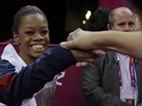 The Expressive Faces of Gymnastics