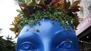 Planter heads come to Magnificent Mile
