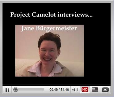 Project Camelot interviews Jane Burgermeister http://www.projectcamelot.org/jane_burgermeister.html  Jane Bürgermeister - David and Goliath Vienna, Austria, September 8, 2009