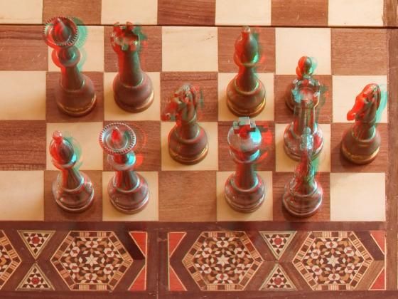 Checkmate Ends the Game Phantogram