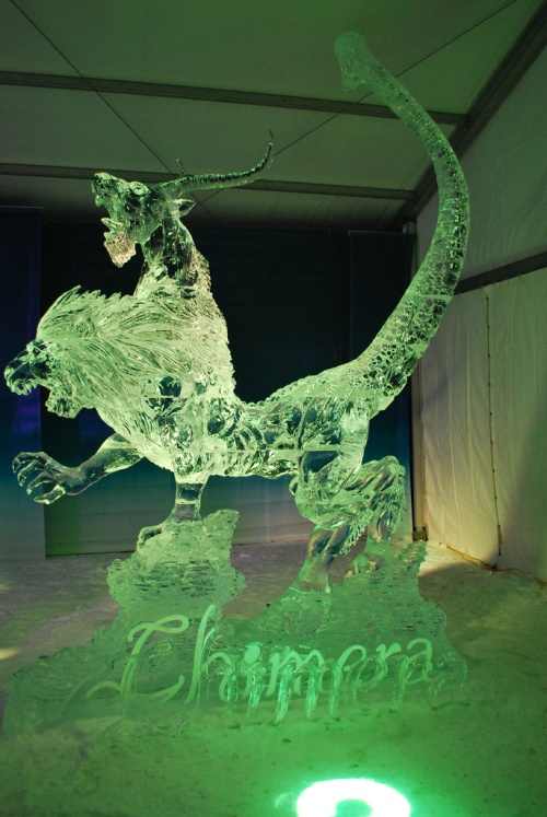 40 Creative Ice Sculptures 1