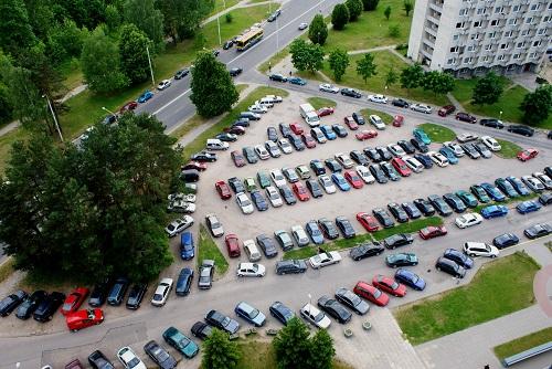 Parque automovilístico español