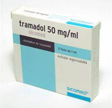 Tramadol as a pain relief treatment