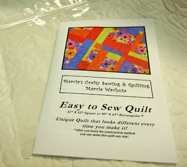 Easy to Sew Quilt Pattern