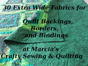 """Shipping Special"" on all 30 EXTRA Wide Fabrics!"