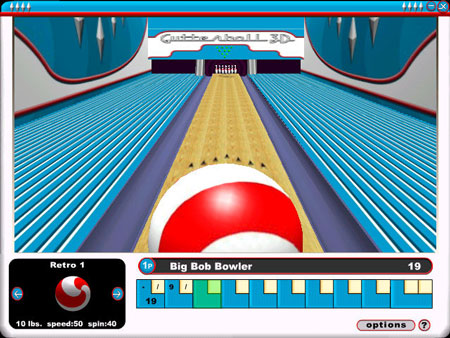 Game Gutterball 2 for Mac