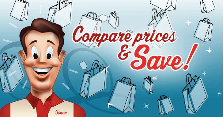 Compare prices & Save!