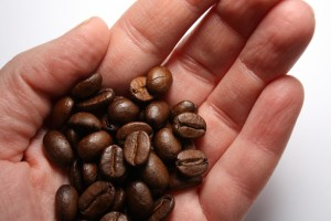 decaffeinated kona coffee beans