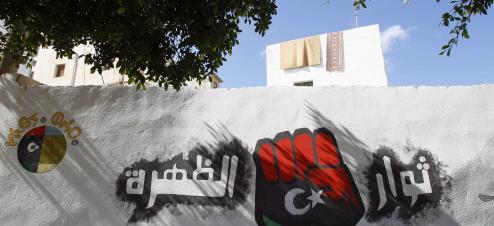 Le conflit en Libye a duré sept mois et demi