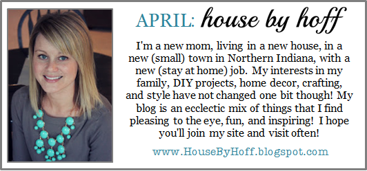 About April | House By Hoff