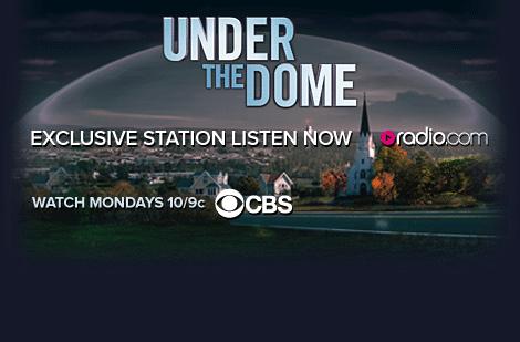 LISTEN: Under The Dome Radio